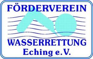 Logo Förderverein Wasserrettung Eching e.V.