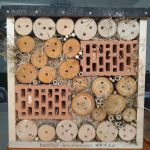 Insektenhotel Jugend 2019